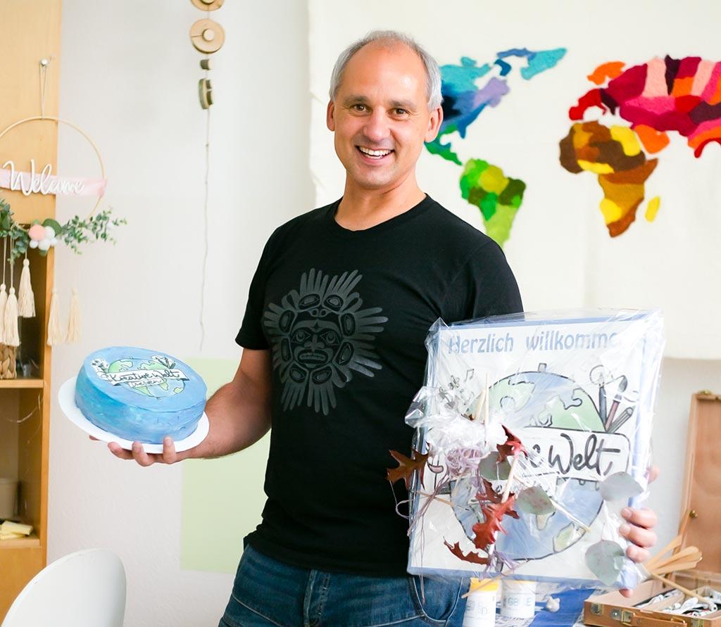 Kreative Welt Dresden - Ronny Wetzig Titelbild